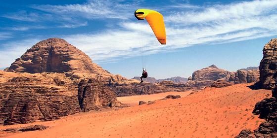 Vive las mil y una aventuras en Jordania
