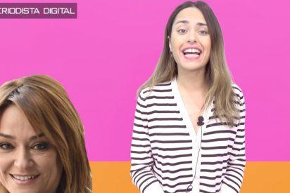 ¿Qué hacía la mujer de Santiago Abascal en Fuerteventura los días previos a las elecciones?