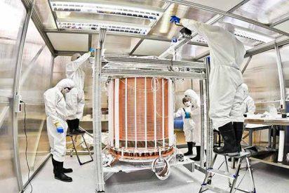 Isótopos: La vida del xenón 124 desborda un billón de veces la edad del universo