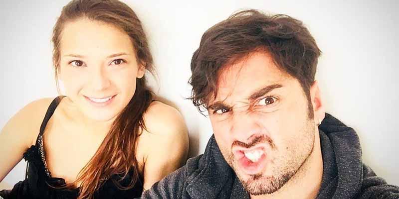 David Bustamante confirma su relación con la bailarina Yana Olina