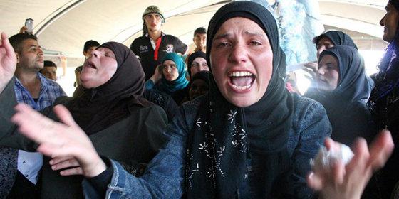 Fanatismo Islámico: la víspera de su derrota, los terroristas del ISIS decapitaron a 50 esclavas sexuales