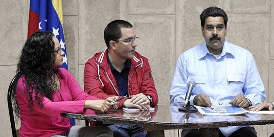 El chavista Jorge Arreaza se suma al listado de secuaces de Nicolás Maduro sancionados por EEUU