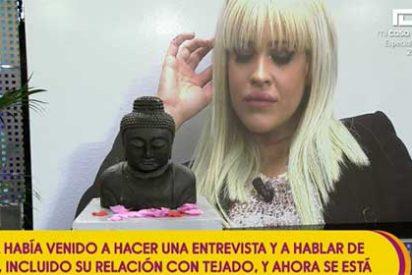 Ylenia Padilla la lía muy parda en 'Sálvame' para no coincidir con Antonio Tejado