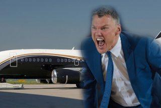 Así fue la hora de pánico del Boeing 737 del Zalgiris Kaunas en Madrid