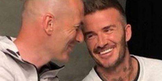 ¿Sabes para qué viene David Beckham este mes a Madrid?
