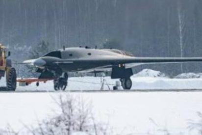 Rusia ya prueba su dron de combate, cuya construcción se mantiene en secreto