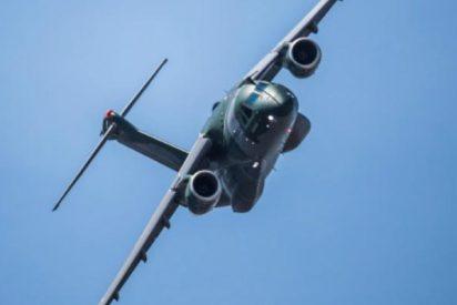Brasil ha desarrollado el avión mas pesado de su historia