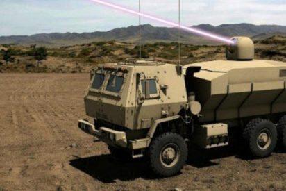 Así ha sido el rápido desarrollo de armas láser y microondas