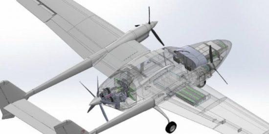 Una Startup francesa tendrá listo muy pronto el motor de su novedoso avión híbrido