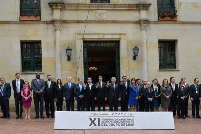El Grupo de Lima posterga su próxima reunión en Guatemala sobre la crisis en Venezuela