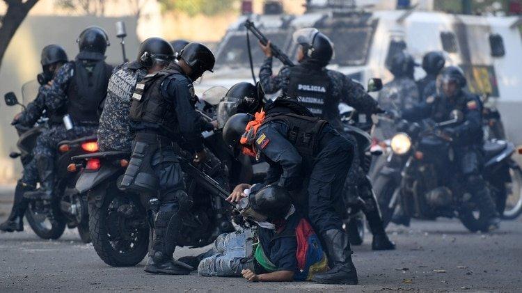 Las 'marcas' de sangre de la dictadura chavista: Cinco muertos y tres son menores de edad