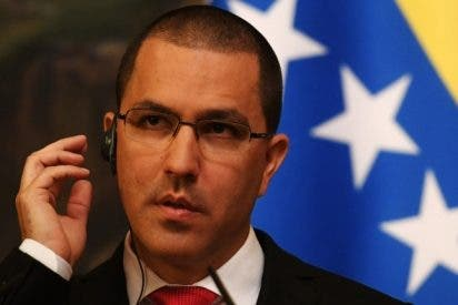 El vergonzoso ataque de un ministro chavista a la prensa española