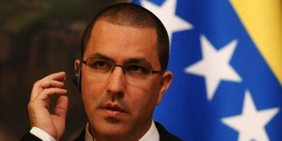 EEUU revela que el chavista Jorge Arreaza tuvo una peligrosa reunión con el líder de Hezbolá en Líbano