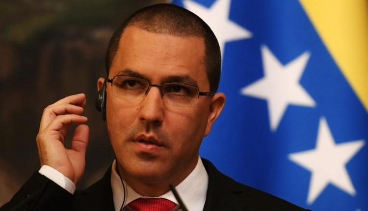 """El canciller chavista desde Moscú: Venezuela está """"lista"""" para una guerra contra EEUU"""