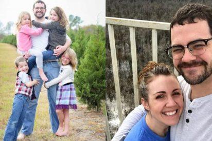 Tras de 10 años de matrimonio y cuatro hijos, descubre la infidelidad de su esposa tras revisar su teléfono