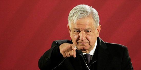 López Obrador, presidente 'izquierdista' de México, da positivo por covid-19
