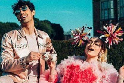 Sophie Turner y Joe Jonas se dan el 'sí, quiero' con la BODA más loca en Las Vegas
