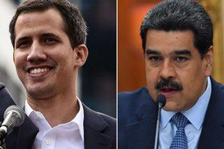 Juan Guaidó sacude duro a Nicolás Maduro cuando éste insinua que está