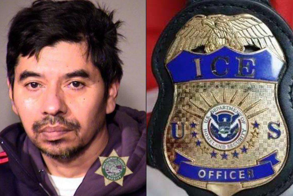 El asqueroso crimen de un inmigrante que usa EEUU para promocionar las deportaciones