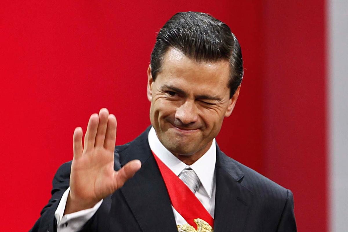 Las cuentas del expresidente mexicano Peña Nieto: gastó más de lo presupuestado y disparó la deuda pública