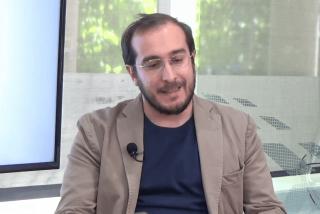 """Entrevista a Luca Costantini (VozPopuli): """"Podemos es un partido en caída libre"""""""