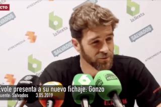 """Gonzo, tras ser presentado por Évole: """"Ahora paso de trabajar cuatro días a hacerlo solo uno"""""""