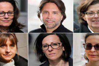 Escándalo: Los nombres y las caras de los protagonistas del culto sexual Nxivm