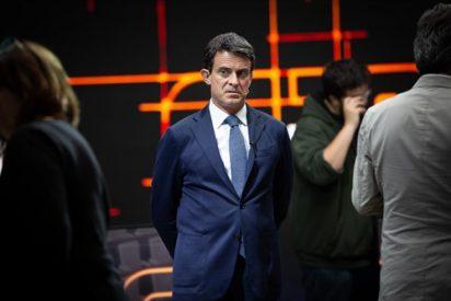 """Valls se define como el único voto útil para el cambio: """"¿Queréis echar a Colau? Votad Valls"""""""