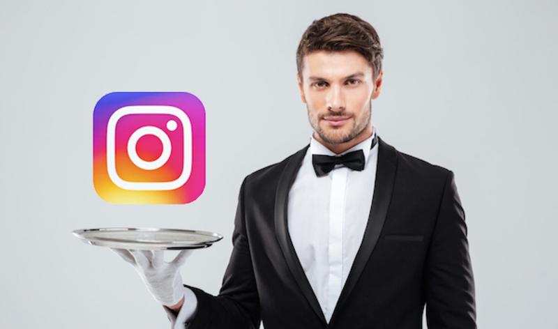'Instagram Butler': un mayordomo que te hace las fotos para subir a tus redes sociales en vacaciones