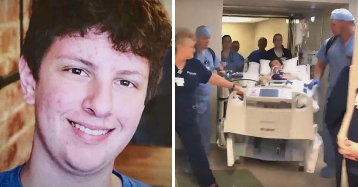 Mason Bogard, el chaval que salvó la vida de 5 personas tras, morir asfixiado en un reto viral
