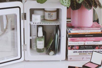 Belleza: Las neveras para refrigerar cosméticos son la nueva locura beauty