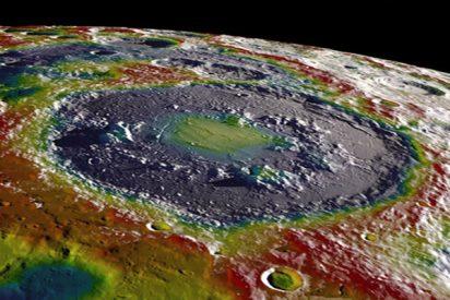Así es el primer atlas detallado del Polo Sur de la Luna