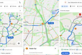 ¿Sabes cómo encontrar los radares de carretera en Google Maps?
