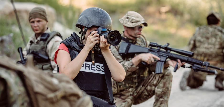 Estos son los países de América Latina más peligrosos para ser periodista