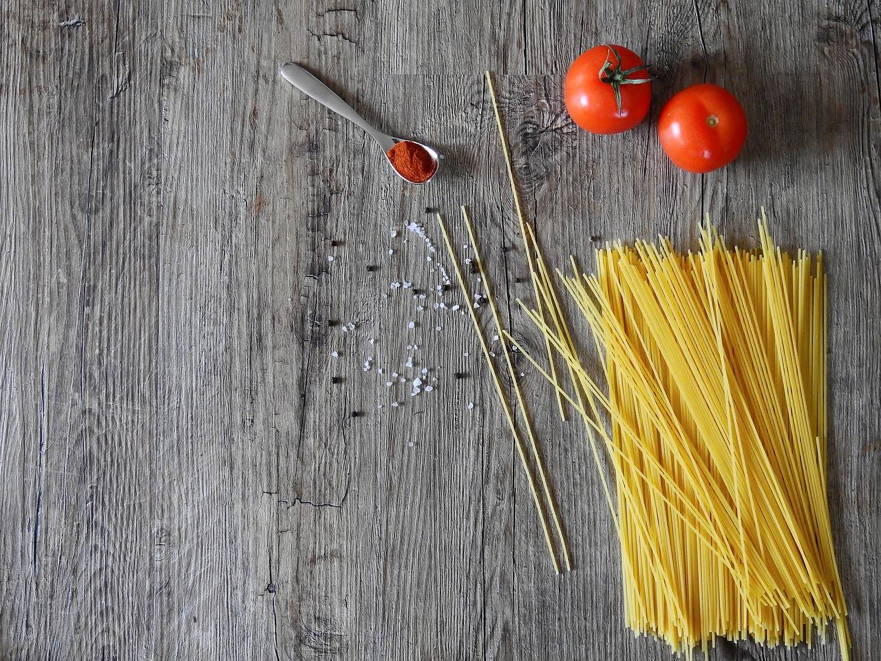 Chiste: el de los espaguetis peleones y el filete nervioso