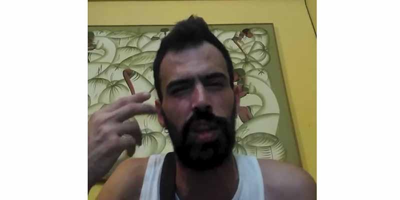 Este es Aarón, el rapero que cortó el pene a su amigo por 200 euros y le ofreció 2.500 si daba clicks