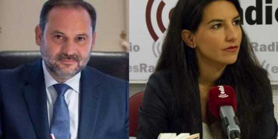 Monasterio desvela los graves insultos racistas de la mujer del socialista Ábalos al diputado negro de VOX Ignacio Garriga