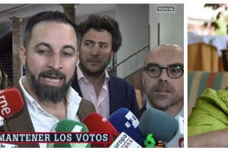 Santiago Abascal responde al último ataque de El País esgrimiendo el dato más humillante para el diario de PRISA