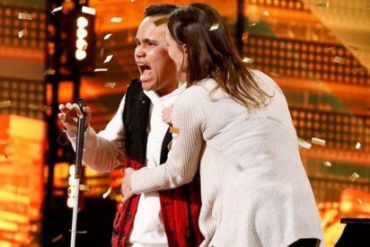America's Got Talent: Así fue la asombrosa actuación de un concursante ciego y autista