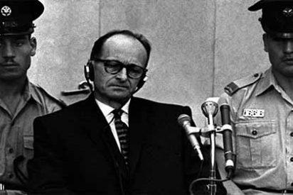 """Adolf Eichmann, los últimos momentos, una botella de vino y la horca del """"arquitecto"""" del Holocausto"""