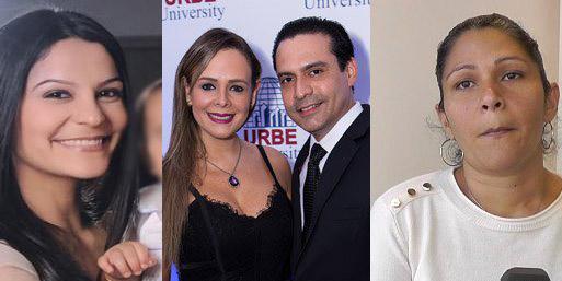 """Exesposa de la pareja de la jueza """"chavista"""" acusada de secuestro: """"Casillas y Belkis no están a salvo"""""""