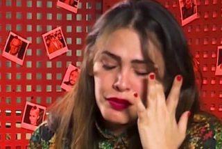 Adefesio: Amor Romeira, duramente criticada por su vestimenta en la feria de Sevilla