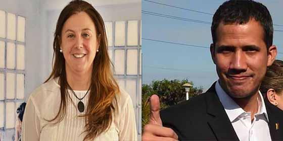 Candidata del PP en Alcorcón envía su apoyo a Guaidó antes de medirse contra la procesada del PSOE en las municipales