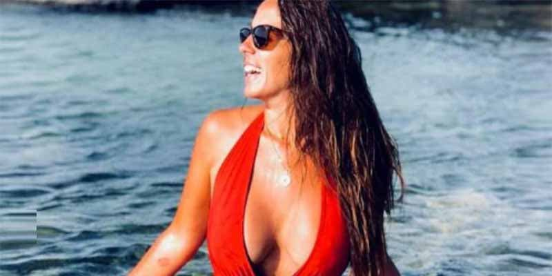 Anabel Pantoja Se Desnuda Completamente Y Conmociona Instagram