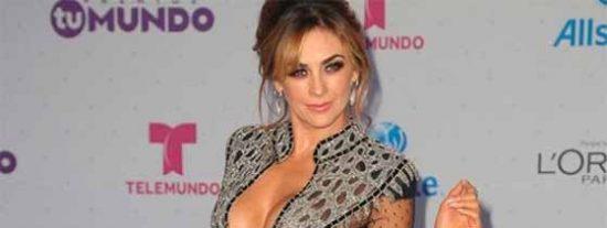 Desnuda en la bañera: Instagram estuvo a punto de censurar esta foto de Aracely Arámbula