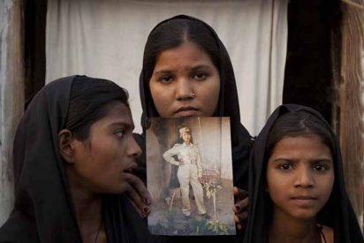 La cristiana Asia Bibi, condenada en su día a muerte por blasfemia, consigue salir de Pakistán y llega a Canadá