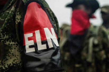 La dictadura chavista admite la presencia del grupo terrorista ELN en Venezuela