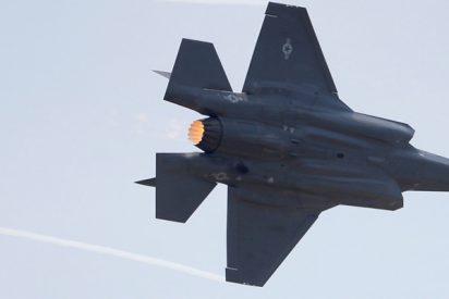 EE.UU. despliega cazas furtivos F-35A en su primera misión de combate