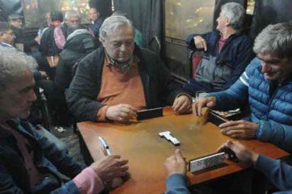 """Rafael López Charques: """"Sigue la partida"""""""