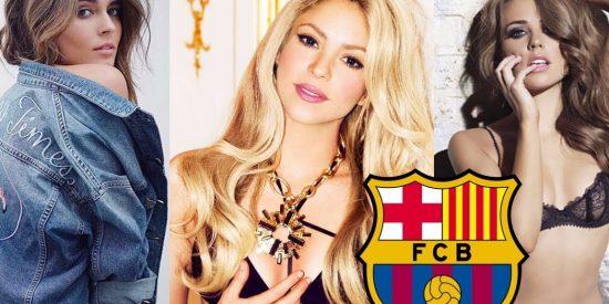 La asombrosa reacción de las 'WAGs' del Barça tras la lamentable derrota